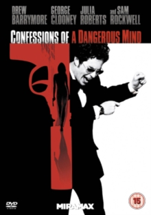 Confessions of a Dangerous Mind, DVD  DVD