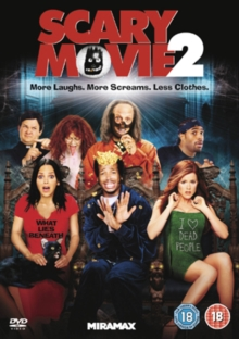 Scary Movie 2, DVD  DVD
