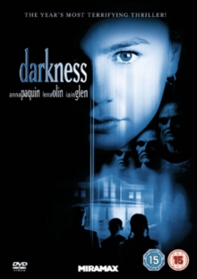 Darkness, DVD  DVD