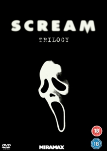Scream Trilogy, DVD  DVD