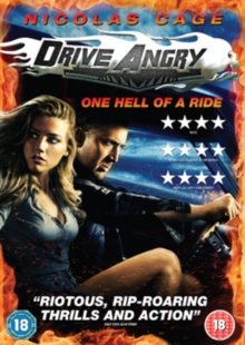 Drive Angry, DVD  DVD