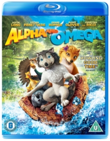 Alpha and Omega, Blu-ray  BluRay