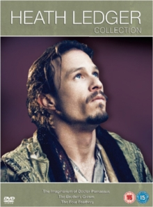 Heath Ledger Collection, DVD  DVD