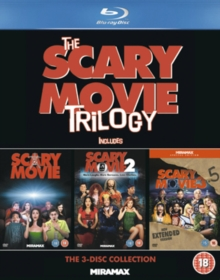 Scary Movie 1-3.5, Blu-ray  BluRay