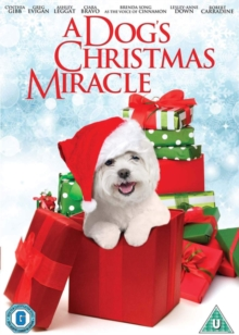 A   Dog's Christmas Miracle, DVD DVD