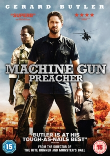 Machine Gun Preacher, DVD  DVD