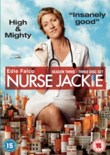 Nurse Jackie: Season 3, DVD  DVD