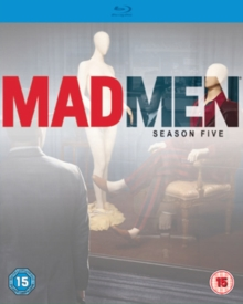 Mad Men: Season 5, Blu-ray  BluRay