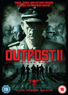 Outpost II, DVD  DVD