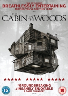 The Cabin in the Woods, DVD DVD