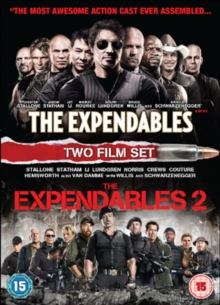 The Expendables/The Expendables 2, DVD DVD