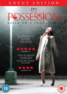 The Possession, DVD DVD