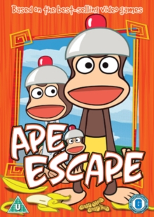 Ape Escape, DVD  DVD