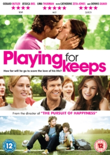 Playing for Keeps, DVD  DVD