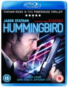 Hummingbird, Blu-ray  BluRay