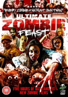 Ultimate Zombie Feast, DVD  DVD