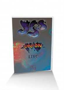 Yes: Union - Live, DVD  DVD