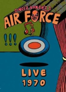 Ginger Baker's Airforce: Live 1970, DVD  DVD