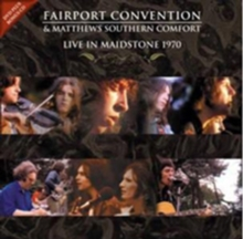 Fairport Convention: Live in Maidstone 1970, DVD  DVD