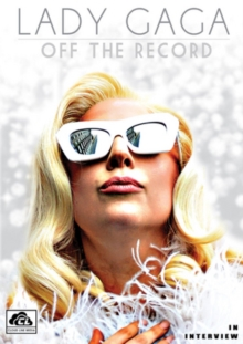 Lady Gaga: Off the Record, DVD  DVD