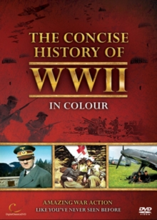 The Concise History of World War II in Colour, DVD DVD