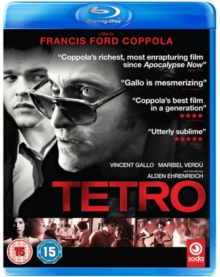 Tetro, Blu-ray  BluRay