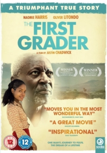 The First Grader, DVD DVD