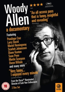 Woody Allen: A Documentary, DVD  DVD