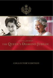 A   Royal Journey - The Queen's Diamond Jubilee, DVD DVD