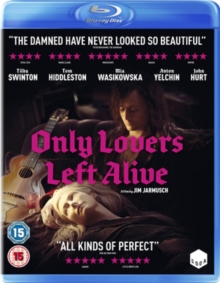 Only Lovers Left Alive, Blu-ray  BluRay