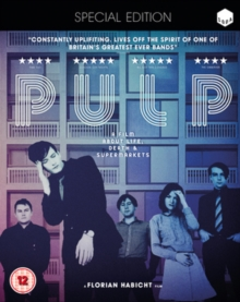 Pulp: A Film About Life, Death, and Supermarkets, DVD  DVD