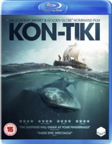 Kon-Tiki, Blu-ray  BluRay