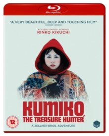 Kumiko, the Treasure Hunter, Blu-ray  BluRay