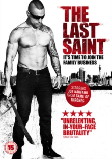 The Last Saint, DVD DVD