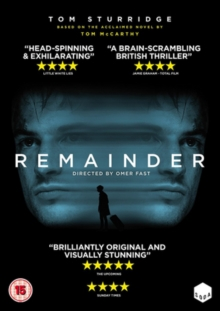 Remainder, DVD DVD