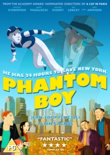Phantom Boy, DVD DVD