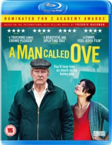 A   Man Called Ove, Blu-ray BluRay