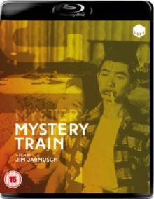 Mystery Train, Blu-ray  BluRay