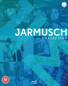 The Jim Jarmusch Collection, Blu-ray BluRay