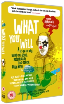 What You Will, DVD  DVD