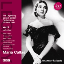 Verdi: La Traviata, CD / Album Cd