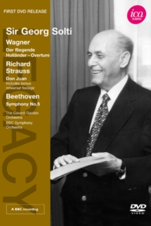 Sir Georg Solti: Wagner/Strauss/Beethoven, DVD  DVD