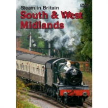 Steam in Britain: South and West Midlands, DVD  DVD