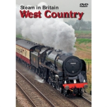 Steam in Britain: West Country, DVD  DVD