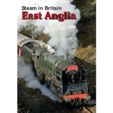 Steam in Britain: East Anglia, DVD  DVD