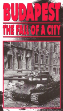 Budapest - The Fall of a City, DVD  DVD