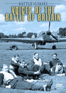 Voices of the Battle of Britain - Battle for the Skies, DVD  DVD