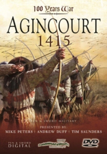 100 Years' War: Agincourt - 1415, DVD  DVD