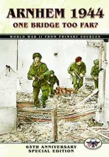 Arnhem: 1944 - One Bridge Too Far?, DVD  DVD