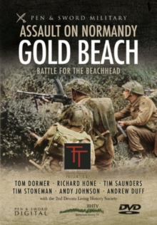 Assault On Normandy: Gold Beach - Battle for the Beach, DVD  DVD